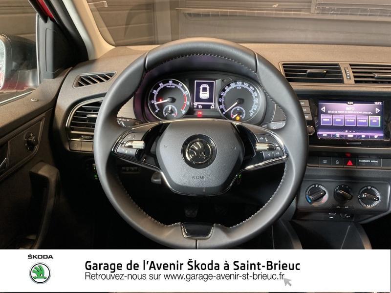 Photo 7 de l'offre de SKODA Fabia 1.0 MPI 60ch Drive 125 ans Euro6d-T 3cv à 13190€ chez Garage de l'Avenir - SKODA Saint Brieuc