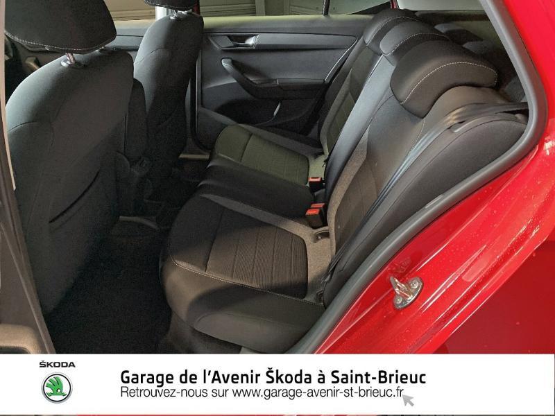 Photo 11 de l'offre de SKODA Fabia 1.0 MPI 60ch Drive 125 ans Euro6d-T 3cv à 13190€ chez Garage de l'Avenir - SKODA Saint Brieuc