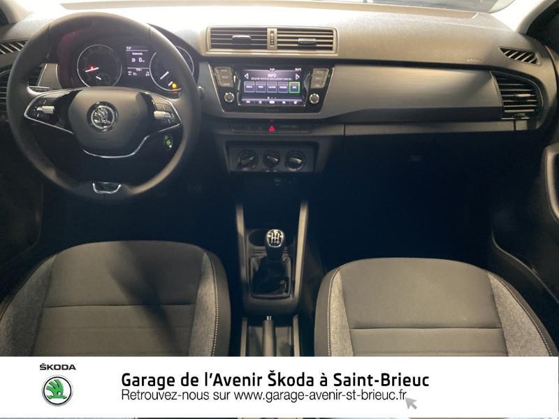 Photo 6 de l'offre de SKODA Fabia 1.0 MPI 60ch Drive 125 ans Euro6d-T 3cv à 13190€ chez Garage de l'Avenir - SKODA Saint Brieuc
