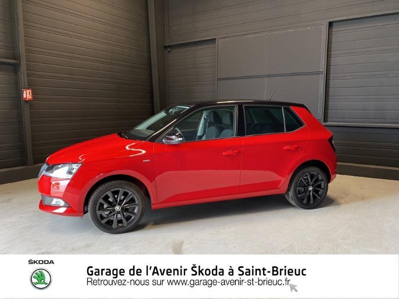 Photo 2 de l'offre de SKODA Fabia 1.0 MPI 60ch Drive 125 ans Euro6d-T 3cv à 13190€ chez Garage de l'Avenir - SKODA Saint Brieuc