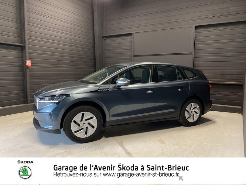 Photo 2 de l'offre de SKODA Enyaq iV Electrique 150ch Version 50 à 29990€ chez Garage de l'Avenir - SKODA Saint Brieuc