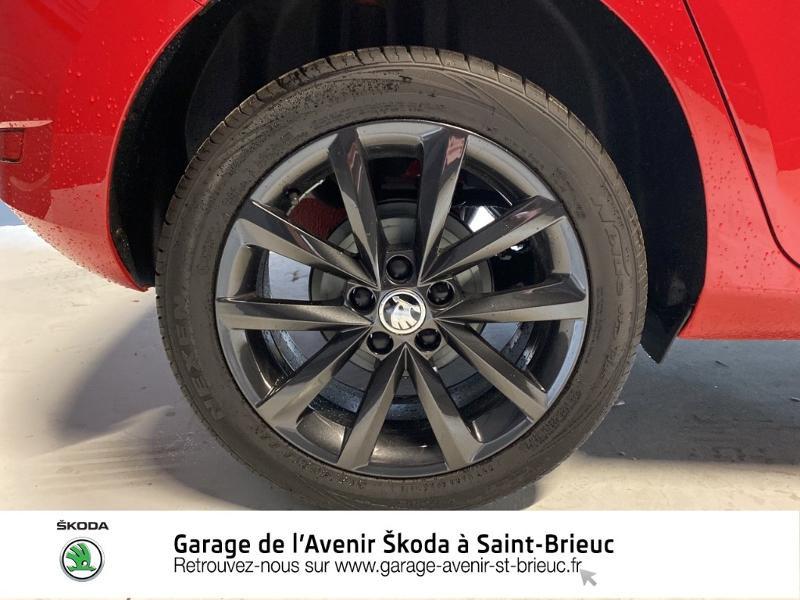 Photo 13 de l'offre de SKODA Fabia 1.0 MPI 60ch Drive 125 ans Euro6d-T 3cv à 13190€ chez Garage de l'Avenir - SKODA Saint Brieuc