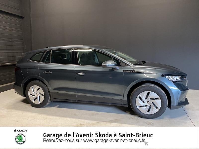 Photo 4 de l'offre de SKODA Enyaq iV Electrique 150ch Version 50 à 29990€ chez Garage de l'Avenir - SKODA Saint Brieuc