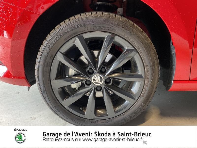 Photo 15 de l'offre de SKODA Fabia 1.0 MPI 60ch Drive 125 ans Euro6d-T 3cv à 13190€ chez Garage de l'Avenir - SKODA Saint Brieuc