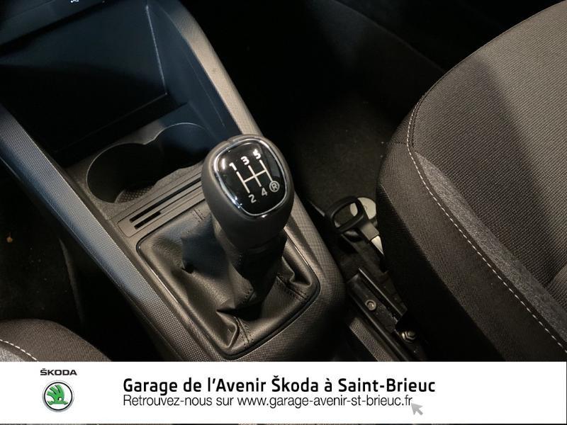 Photo 10 de l'offre de SKODA Fabia 1.0 MPI 60ch Drive 125 ans Euro6d-T 3cv à 13190€ chez Garage de l'Avenir - SKODA Saint Brieuc