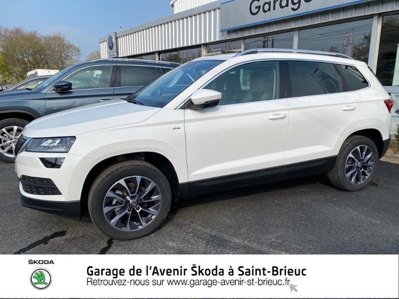Photo 2 de l'offre de SKODA Karoq 1.0 TSI 116ch Drive Euro6d-T à 24490€ chez Garage de l'Avenir - SKODA Saint Brieuc