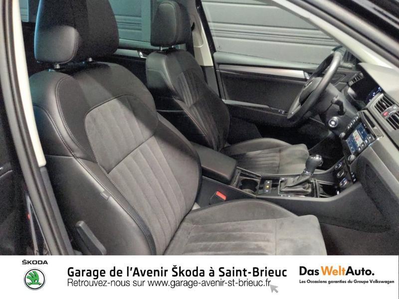 Photo 13 de l'offre de SKODA Superb Combi 2.0 TDI150 Greentec Style DSG à 20990€ chez Garage de l'Avenir - SKODA Saint Brieuc