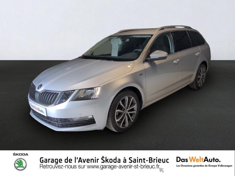 Photo 1 de l'offre de SKODA Octavia Break 1.6 TDI 116ch CR FAP Drive DSG7 à 17490€ chez Garage de l'Avenir - SKODA Saint Brieuc