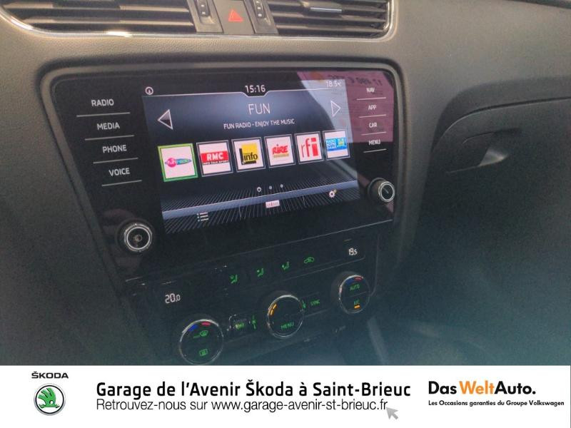 Photo 11 de l'offre de SKODA Octavia Break 1.6 TDI 116ch CR FAP Drive DSG7 à 17490€ chez Garage de l'Avenir - SKODA Saint Brieuc