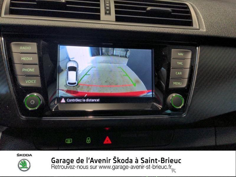 Photo 12 de l'offre de SKODA Fabia 1.0 TSI 95ch Monte Carlo Euro6d-T à 14890€ chez Garage de l'Avenir - SKODA Saint Brieuc