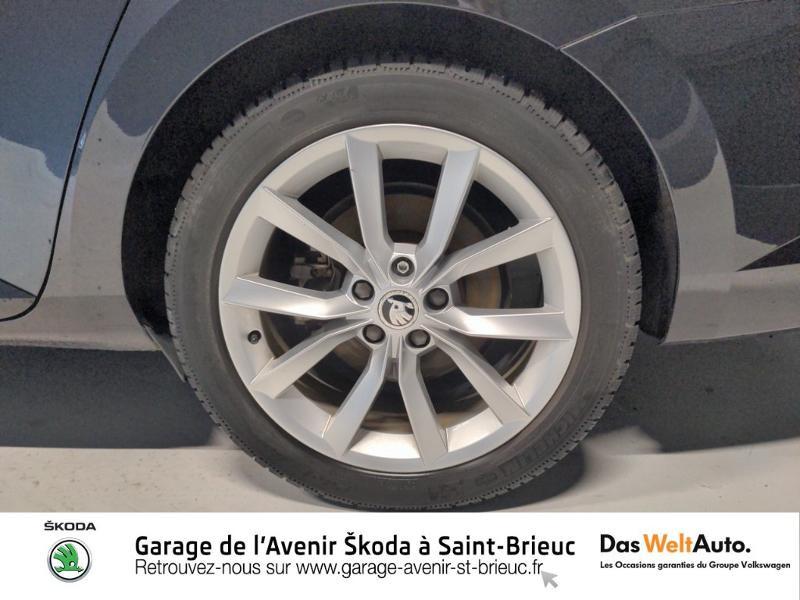 Photo 17 de l'offre de SKODA Superb Combi 2.0 TDI150 Greentec Style DSG à 20990€ chez Garage de l'Avenir - SKODA Saint Brieuc