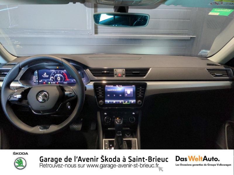 Photo 7 de l'offre de SKODA Superb Combi 2.0 TDI 150ch SCR Business DSG7 Euro6d-T EVAP 8cv à 27490€ chez Sélection Auto - Volkswagen Saint Brieuc