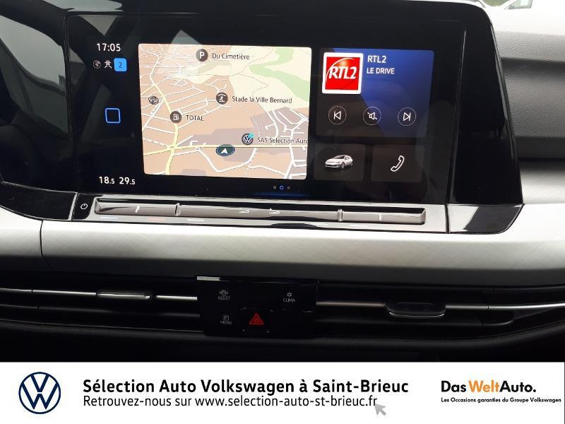 Photo 8 de l'offre de VOLKSWAGEN Golf 2.0 TDI SCR 115ch Life 1st à 25990€ chez Sélection Auto - Volkswagen Saint Brieuc