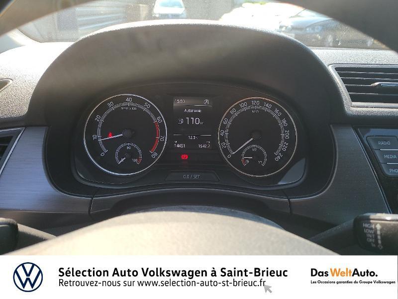 Photo 9 de l'offre de SKODA Fabia 1.0 MPI 60ch Edition à 11990€ chez Sélection Auto - Volkswagen Saint Brieuc