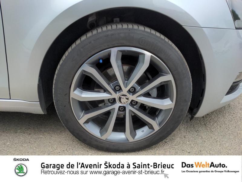 Photo 20 de l'offre de SKODA Octavia Break 1.6 TDI 116ch CR FAP Drive DSG7 à 17490€ chez Garage de l'Avenir - SKODA Saint Brieuc