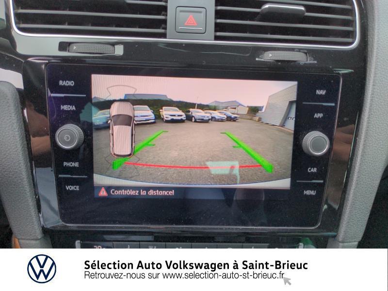 Photo 17 de l'offre de VOLKSWAGEN Golf 2.0 TDI 184ch FAP GTD 5p à 24890€ chez Sélection Auto - Volkswagen Saint Brieuc