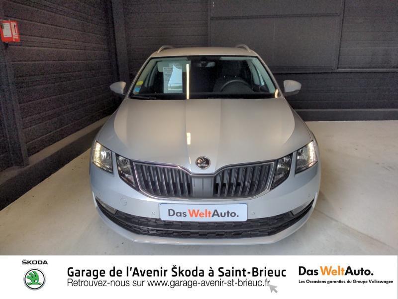 Photo 5 de l'offre de SKODA Octavia Break 1.6 TDI 116ch CR FAP Drive DSG7 à 17490€ chez Garage de l'Avenir - SKODA Saint Brieuc