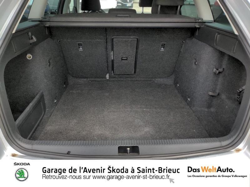 Photo 16 de l'offre de SKODA Octavia Break 1.6 TDI 116ch CR FAP Drive DSG7 à 17490€ chez Garage de l'Avenir - SKODA Saint Brieuc