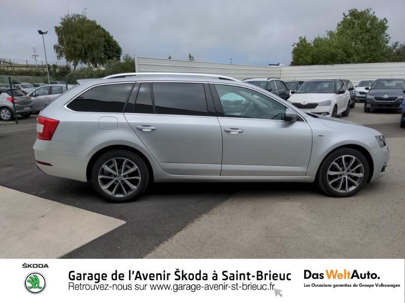 Photo 4 de l'offre de SKODA Octavia Break 1.6 TDI 116ch CR FAP Drive DSG7 à 17490€ chez Garage de l'Avenir - SKODA Saint Brieuc