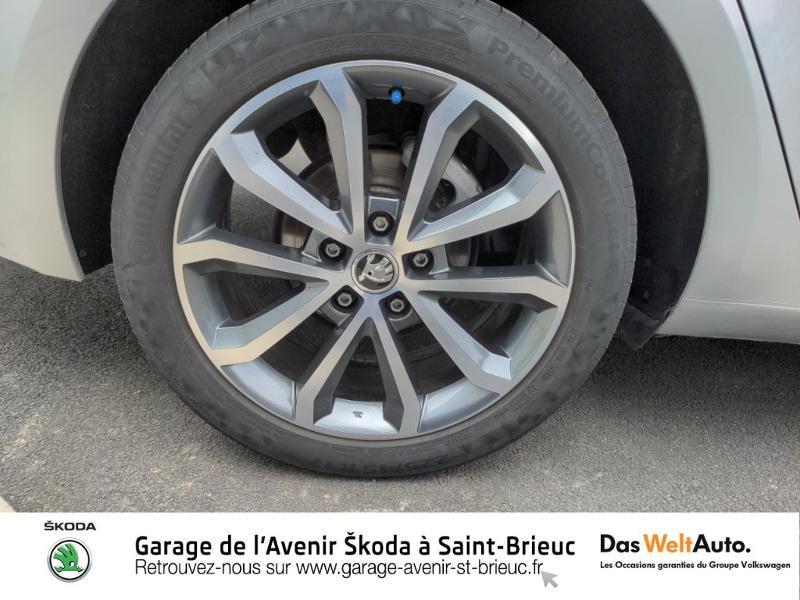 Photo 19 de l'offre de SKODA Octavia Break 1.6 TDI 116ch CR FAP Drive DSG7 à 17490€ chez Garage de l'Avenir - SKODA Saint Brieuc