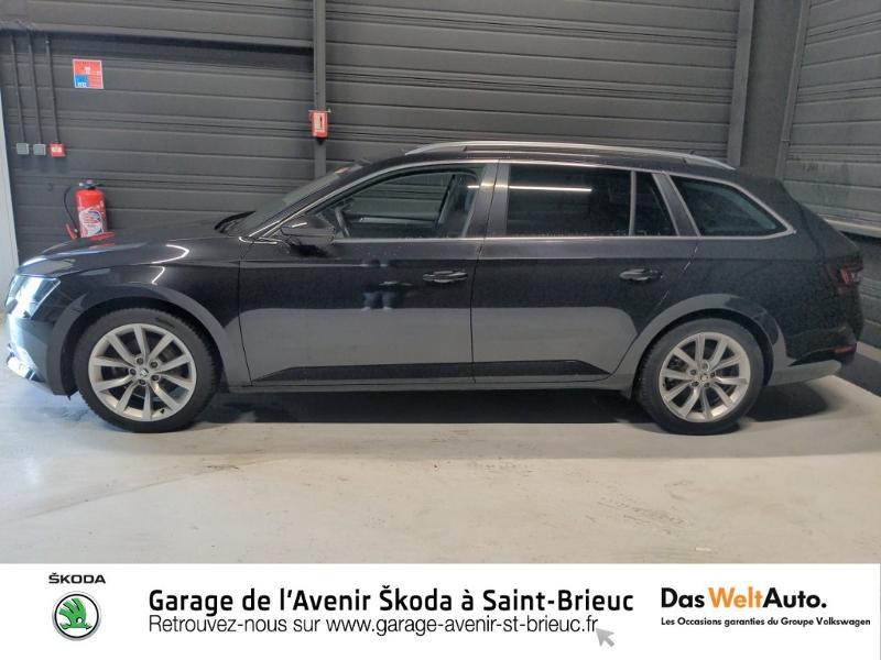 Photo 2 de l'offre de SKODA Superb Combi 2.0 TDI150 Greentec Style DSG à 20990€ chez Garage de l'Avenir - SKODA Saint Brieuc