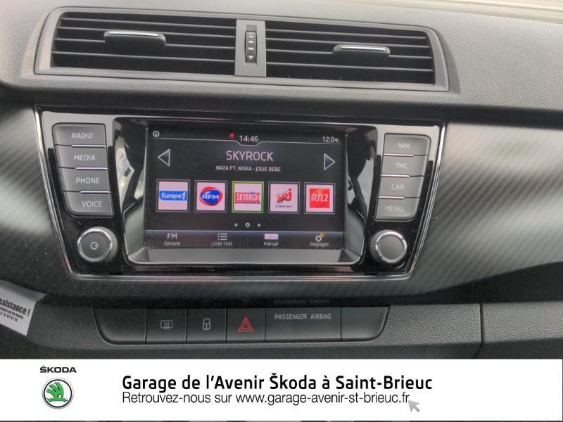 Photo 11 de l'offre de SKODA Fabia 1.0 TSI 95ch Monte Carlo Euro6d-T à 14890€ chez Garage de l'Avenir - SKODA Saint Brieuc