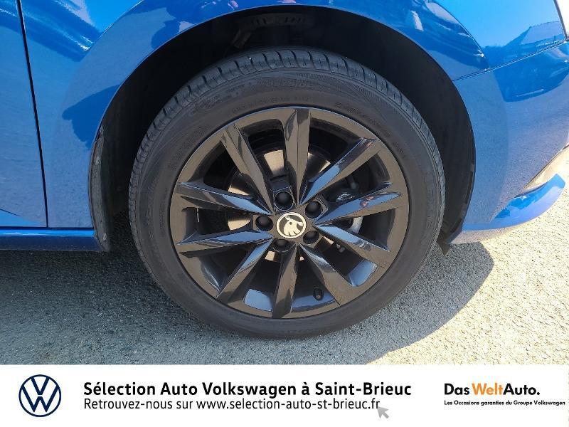 Photo 14 de l'offre de SKODA Fabia 1.0 MPI 60ch Edition à 11990€ chez Sélection Auto - Volkswagen Saint Brieuc