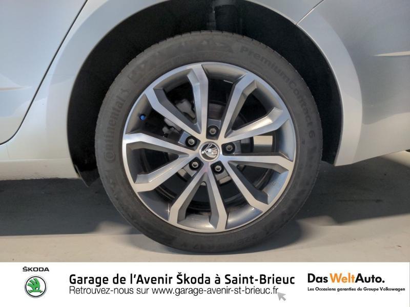 Photo 18 de l'offre de SKODA Octavia Break 1.6 TDI 116ch CR FAP Drive DSG7 à 17490€ chez Garage de l'Avenir - SKODA Saint Brieuc