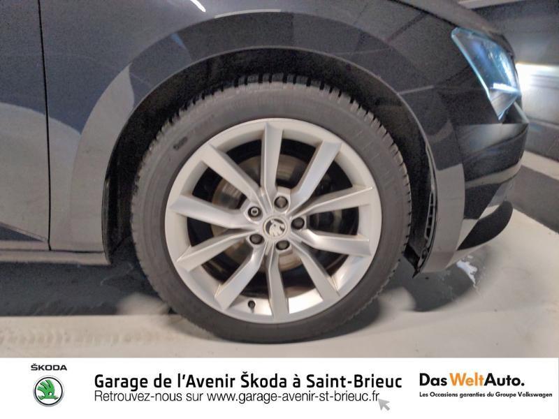 Photo 19 de l'offre de SKODA Superb Combi 2.0 TDI150 Greentec Style DSG à 20990€ chez Garage de l'Avenir - SKODA Saint Brieuc
