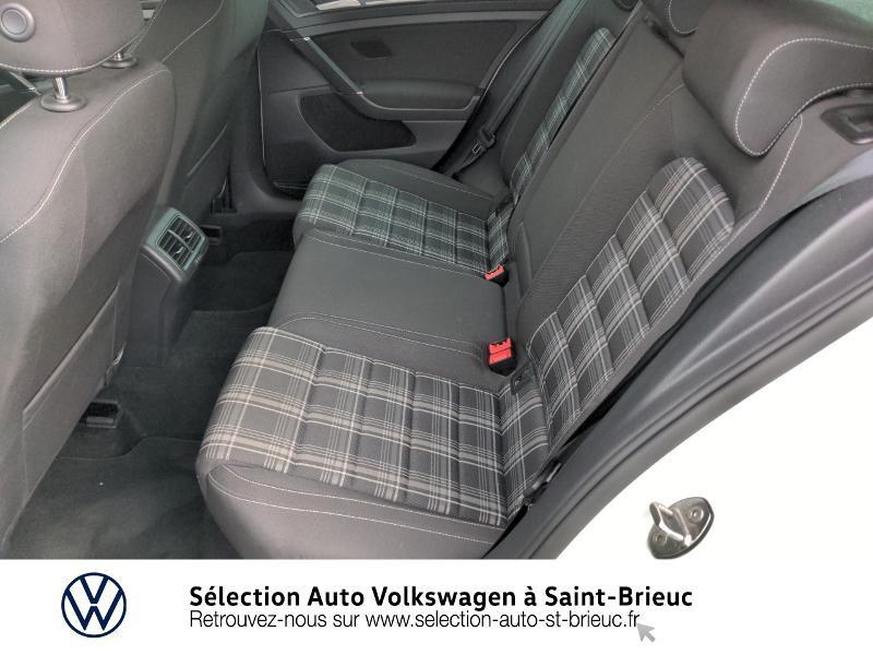 Photo 11 de l'offre de VOLKSWAGEN Golf 2.0 TDI 184ch FAP GTD 5p à 24890€ chez Sélection Auto - Volkswagen Saint Brieuc