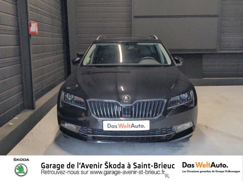 Photo 5 de l'offre de SKODA Superb Combi 2.0 TDI150 Greentec Style DSG à 20990€ chez Garage de l'Avenir - SKODA Saint Brieuc