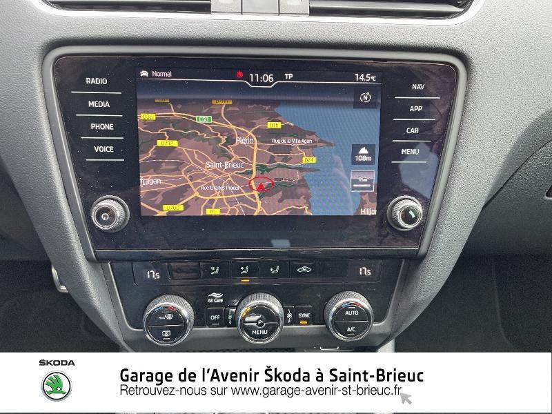 Photo 8 de l'offre de SKODA Octavia Break 2.0 TDI 184ch SCR RS DSG7 Euro6d-T à 30990€ chez Garage de l'Avenir - SKODA Saint Brieuc