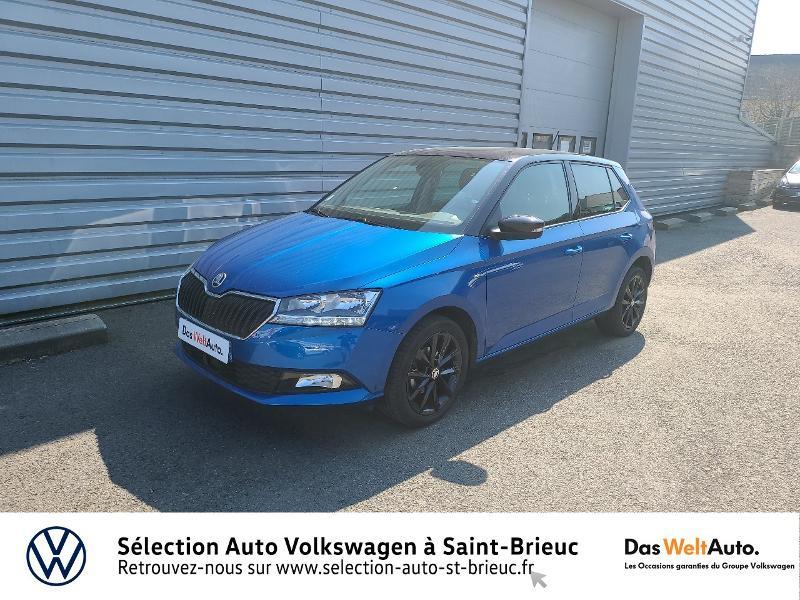 Photo 17 de l'offre de SKODA Fabia 1.0 MPI 60ch Edition à 11990€ chez Sélection Auto - Volkswagen Saint Brieuc