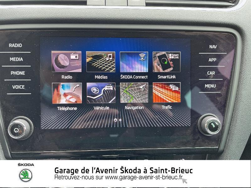 Photo 18 de l'offre de SKODA Octavia Break 2.0 TDI 184ch SCR RS DSG7 Euro6d-T à 30990€ chez Garage de l'Avenir - SKODA Saint Brieuc