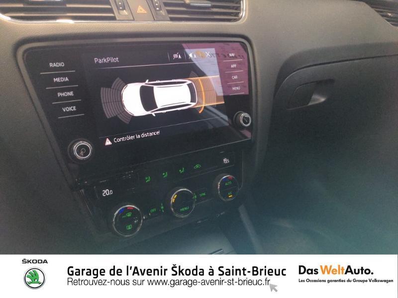 Photo 10 de l'offre de SKODA Octavia Break 1.6 TDI 116ch CR FAP Drive DSG7 à 17490€ chez Garage de l'Avenir - SKODA Saint Brieuc