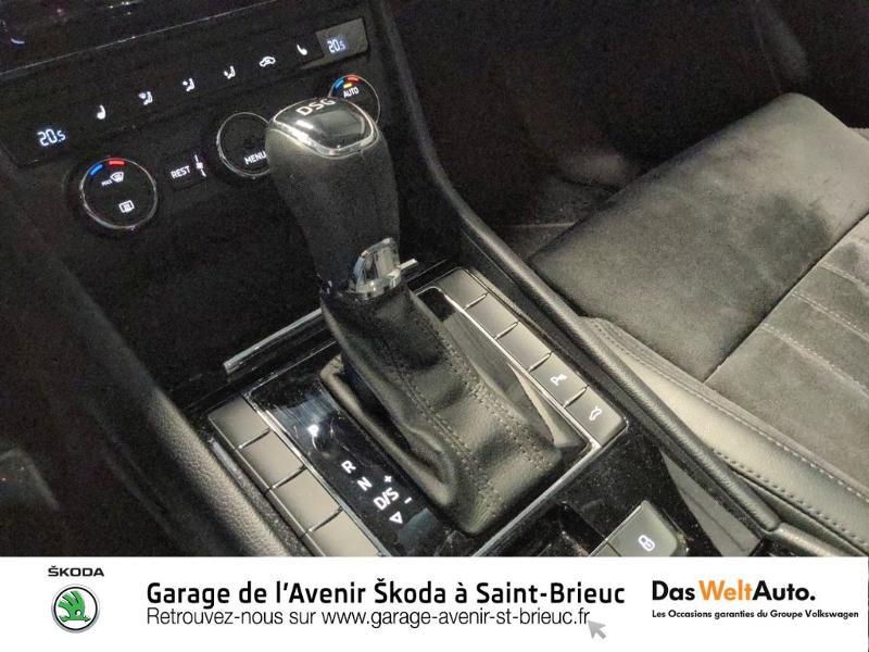 Photo 10 de l'offre de SKODA Superb Combi 2.0 TDI150 Greentec Style DSG à 20990€ chez Garage de l'Avenir - SKODA Saint Brieuc