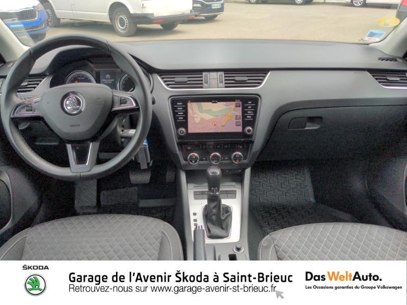 Photo 6 de l'offre de SKODA Octavia Break 1.6 TDI 116ch CR FAP Drive DSG7 à 17490€ chez Garage de l'Avenir - SKODA Saint Brieuc