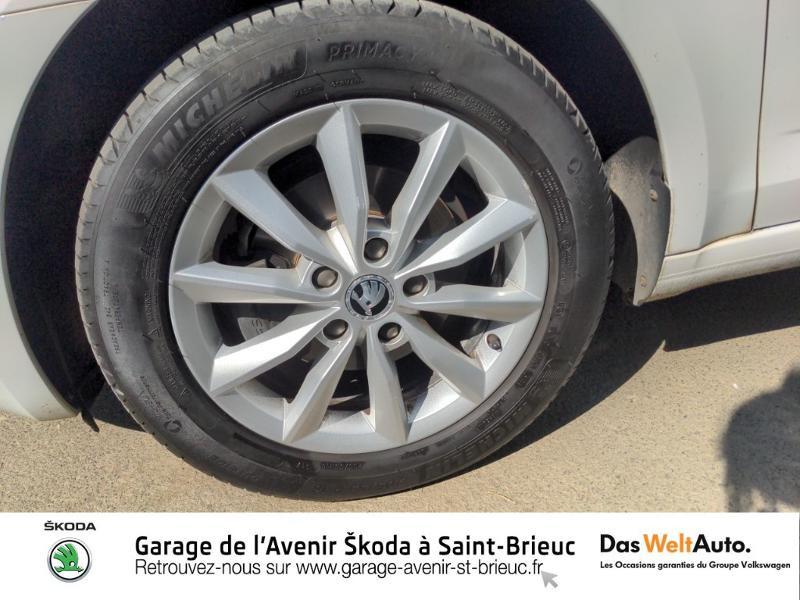 Photo 18 de l'offre de SKODA Octavia 1.6 TDI 105ch CR FAP Green Tec Ambition à 9990€ chez Sélection Auto - Volkswagen Saint Brieuc