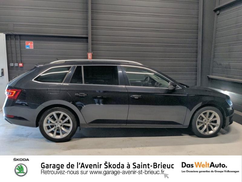 Photo 4 de l'offre de SKODA Superb Combi 2.0 TDI150 Greentec Style DSG à 20990€ chez Garage de l'Avenir - SKODA Saint Brieuc
