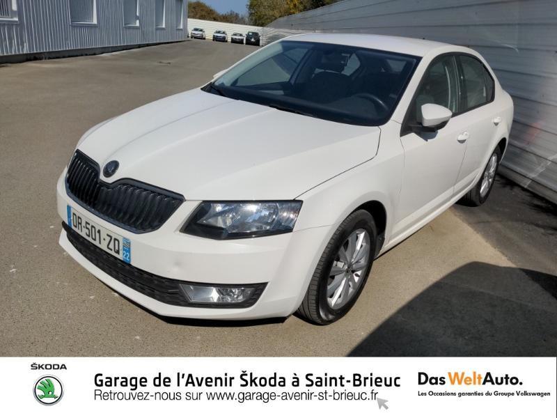 Photo 4 de l'offre de SKODA Octavia 1.6 TDI 105ch CR FAP Green Tec Ambition à 9990€ chez Sélection Auto - Volkswagen Saint Brieuc