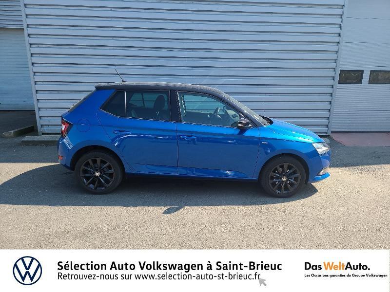Photo 4 de l'offre de SKODA Fabia 1.0 MPI 60ch Edition à 11990€ chez Sélection Auto - Volkswagen Saint Brieuc