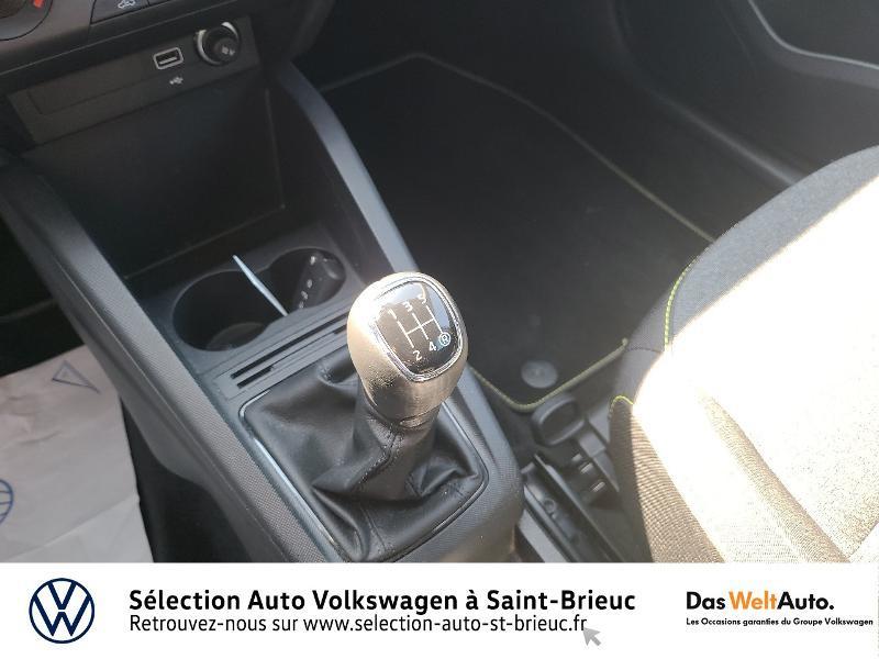 Photo 10 de l'offre de SKODA Fabia 1.0 MPI 60ch Edition à 11990€ chez Sélection Auto - Volkswagen Saint Brieuc