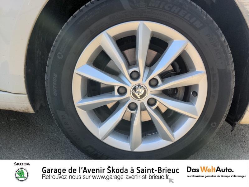 Photo 20 de l'offre de SKODA Octavia 1.6 TDI 105ch CR FAP Green Tec Ambition à 9990€ chez Sélection Auto - Volkswagen Saint Brieuc