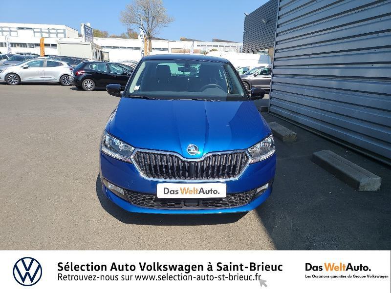Photo 5 de l'offre de SKODA Fabia 1.0 MPI 60ch Edition à 11990€ chez Sélection Auto - Volkswagen Saint Brieuc