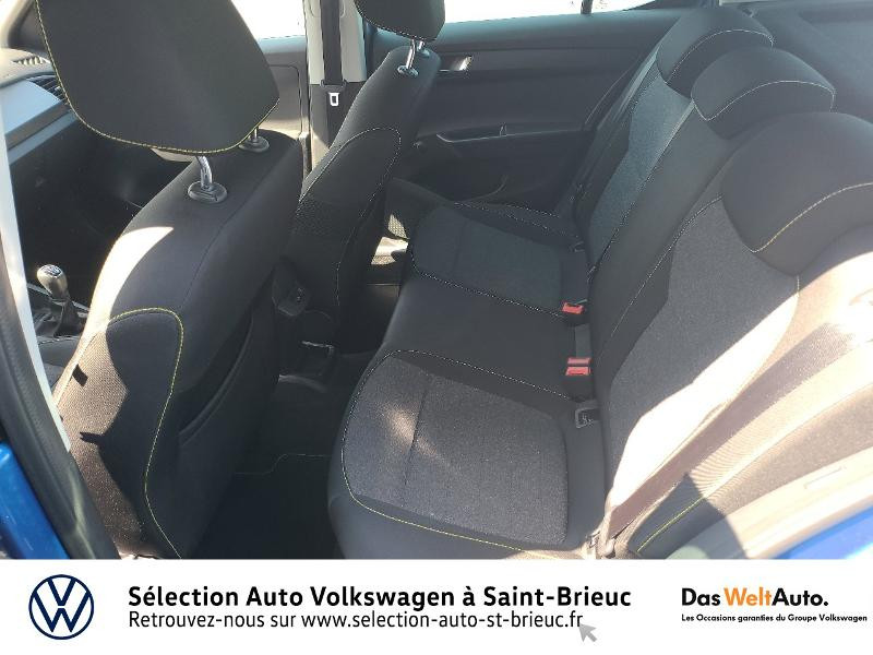 Photo 11 de l'offre de SKODA Fabia 1.0 MPI 60ch Edition à 11990€ chez Sélection Auto - Volkswagen Saint Brieuc