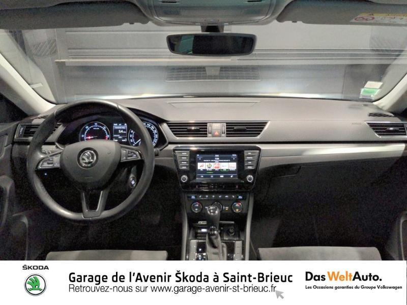 Photo 6 de l'offre de SKODA Superb Combi 2.0 TDI150 Greentec Style DSG à 20990€ chez Garage de l'Avenir - SKODA Saint Brieuc