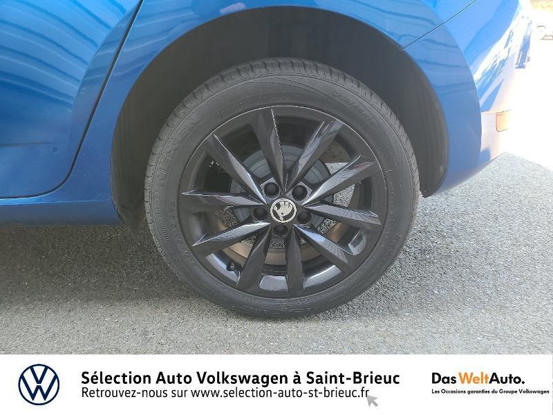 Photo 16 de l'offre de SKODA Fabia 1.0 MPI 60ch Edition à 11990€ chez Sélection Auto - Volkswagen Saint Brieuc