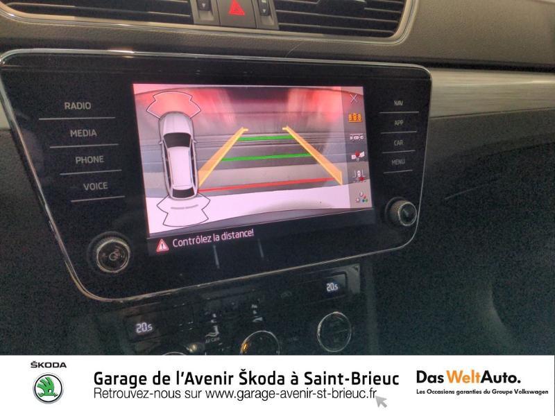 Photo 12 de l'offre de SKODA Superb Combi 2.0 TDI 150ch SCR Business DSG7 Euro6d-T EVAP 8cv à 27490€ chez Sélection Auto - Volkswagen Saint Brieuc