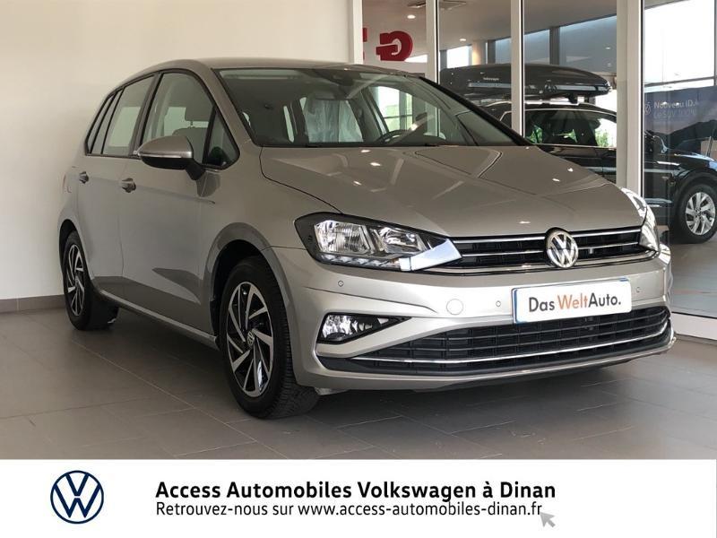 Volkswagen Golf Sportsvan 1.5 TSI EVO 130ch BlueMotion Technology Connect DSG7 Essence GRIS TUNGSTENE Occasion à vendre