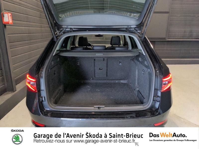 Photo 15 de l'offre de SKODA Superb Combi 2.0 TDI150 Greentec Style DSG à 20990€ chez Garage de l'Avenir - SKODA Saint Brieuc